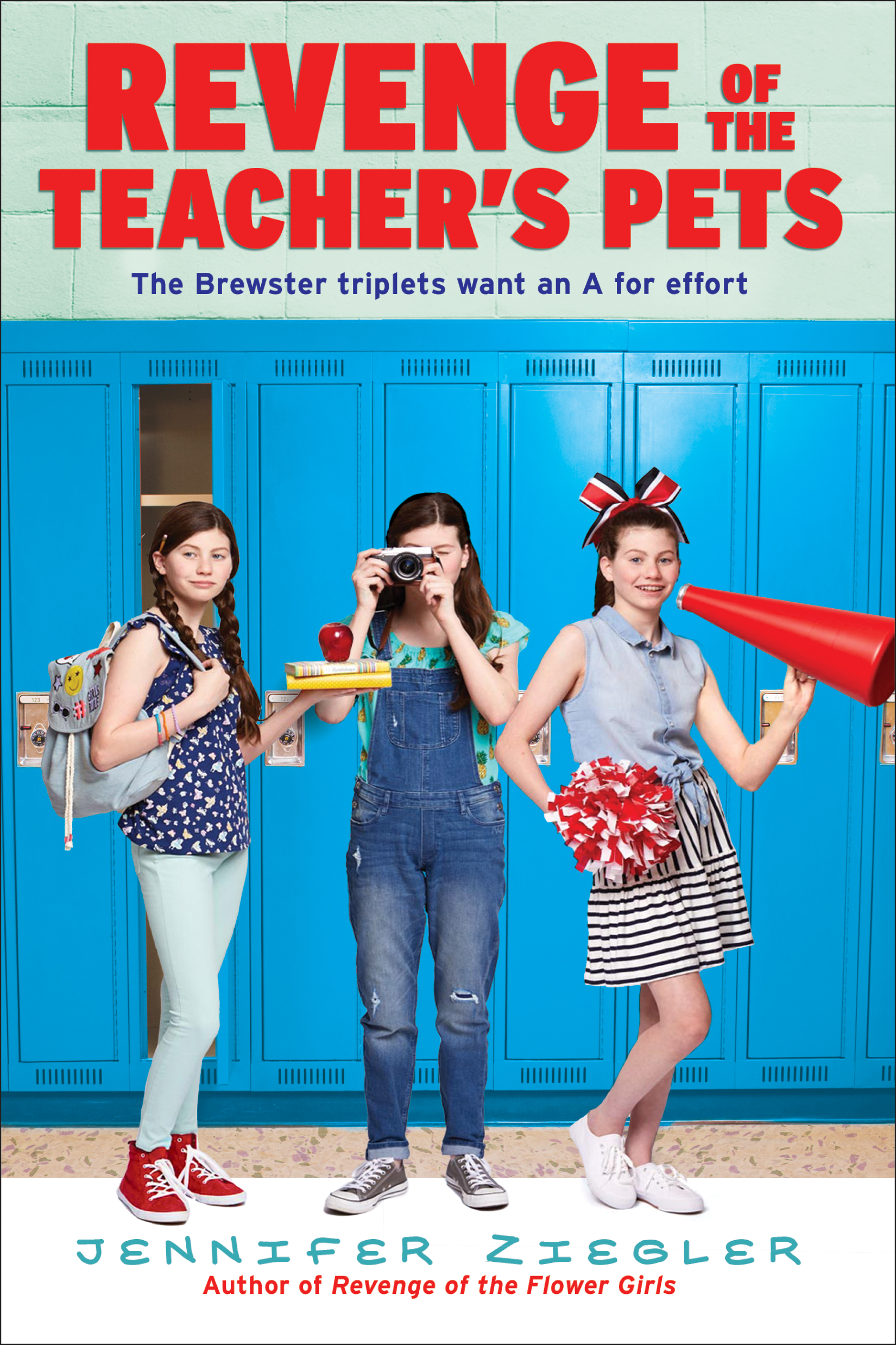 c74023a78 The Brewster Triplets Series | Jennifer Ziegler, Author for Teens ...